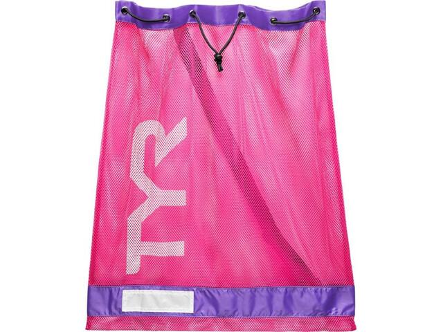 TYR Mesh Equipment Mochila/Bolsa, pink/purple